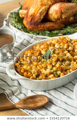 Dressing or Stuffing Stock photo © StephanieFrey