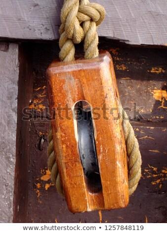 старые фон лет океана лодка Сток-фото © premiere