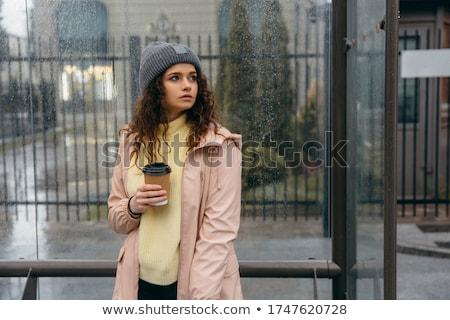Mulheres jovens rua jovem belo mulheres mulher Foto stock © pekour