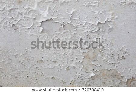parede · pintar · velho · abandonado · textura · edifício - foto stock © Aliftin