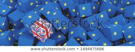 europa · palavra · colorido - foto stock © kbfmedia