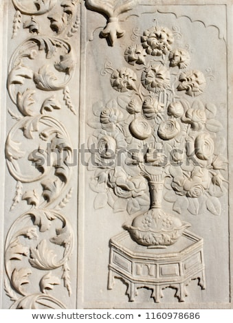 Ottoman Marble Carving Stock photo © HypnoCreative