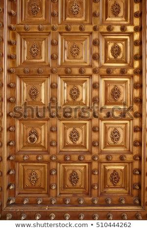 Massive Door Stock photo © JohanH