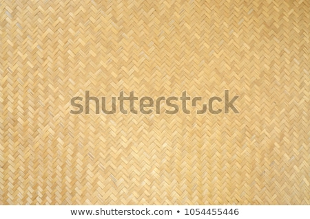 Thai style bamboo handcraft  Stock photo © stoonn