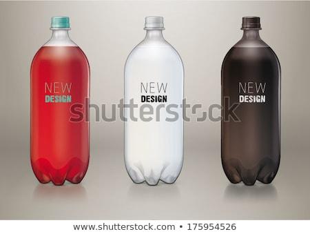 two big plastic bottle's for potable water Stock photo © shutswis