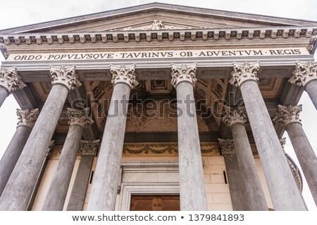 gran madre church turin stock photo © claudiodivizia