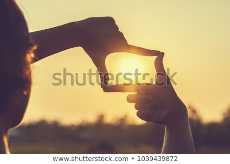 human focus stock photo © lightsource