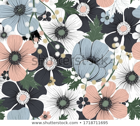 Seamless background of card suits Stock photo © elenapro