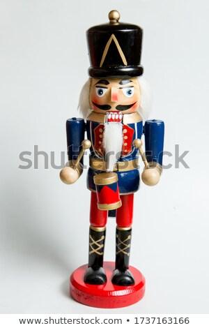 Nutcracker Toy Soldier Stock photo © searagen
