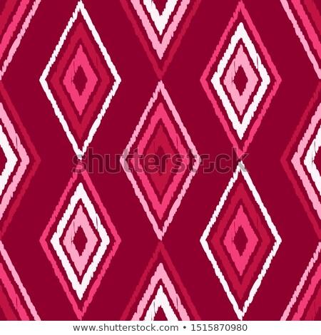 Motive traditionellen ethnischen Kostüm Motiv Stock foto © tony4urban