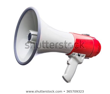 Głośno Język odizolowany biały drewna technologii Zdjęcia stock © shutswis