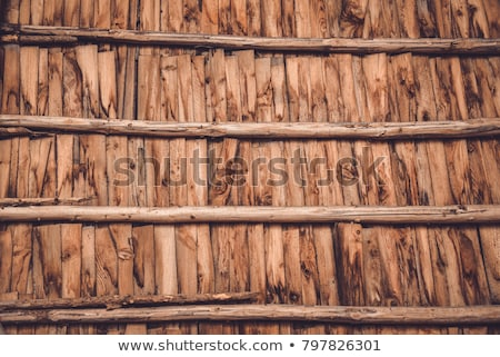 Wood Beam Roof