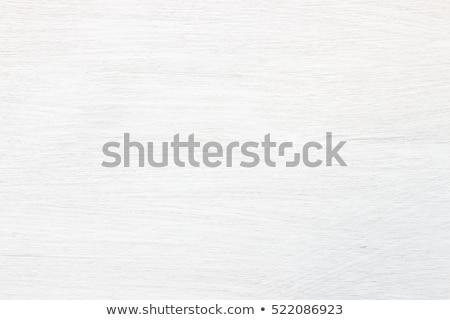 Blanche la texture du bois bureau horizons grain de bois matériel Photo stock © goir