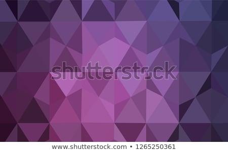аннотация плакат геометрический прозрачный брошюра дизайна Сток-фото © fresh_5265954