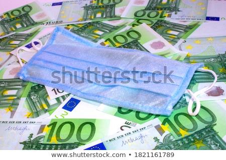 Prijs gezondheid euro geld teken vers Stockfoto © Fisher