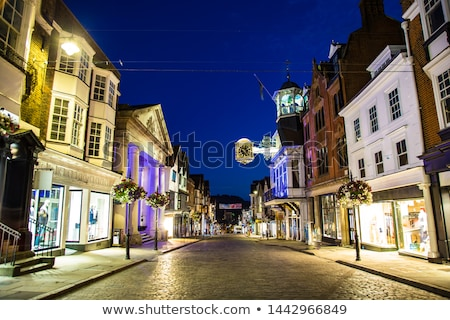 High Street, Guildford Stock photo © smartin69