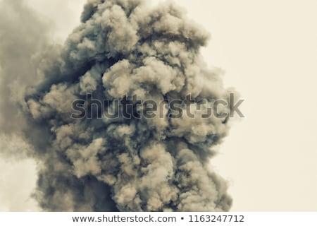 Bomb Blasting Stock photo © benchart