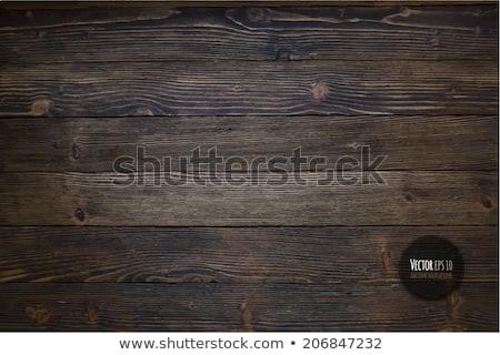 木材 · ブラウン · 古い · テクスチャ · 表面 · グランジ - ストックフォト © articular