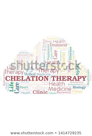 Chelation Therapy Stock photo © Lightsource