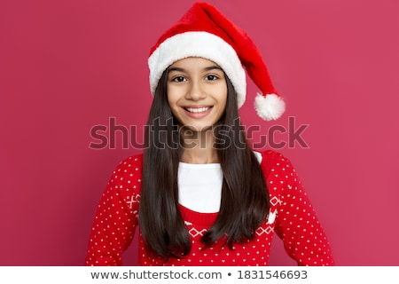 Winter Holidays Sale, Christmas Party of People Stock photo © robuart