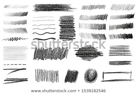 лабиринт · простой · черный · белый · фон - Сток-фото © pikepicture