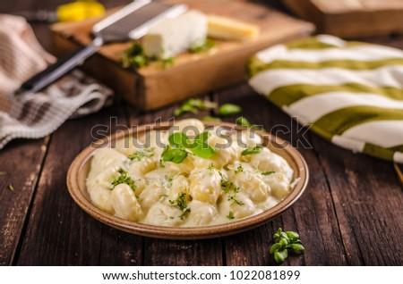 Casero parmesano pollo delicioso comida frescos Foto stock © Peteer