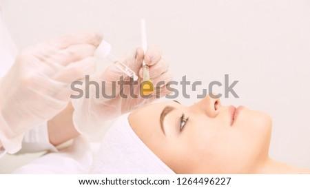 Químicos spa mano hombre piel Foto stock © AndreyPopov