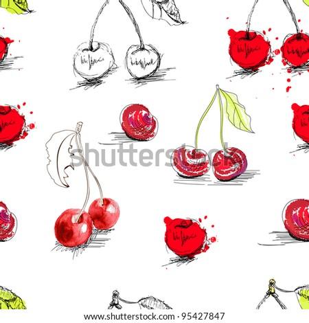 Rosso frutti di bosco spot forma fresche semi Foto d'archivio © vavlt