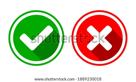 cross circular green vector web button icon stock photo © rizwanali3d