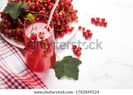 blueberry drink Stock photo © kubais