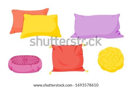 Pillows Stock photo © luissantos84