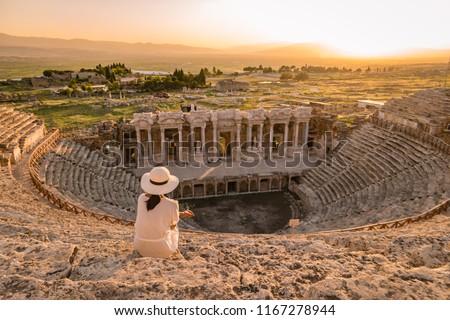 古代 市 トルコ 遺跡 美しい 夏 ストックフォト © bloodua