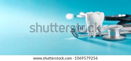 Diş bakımı fotoğraf güzel kadın mükemmel Stok fotoğraf © Anna_Om