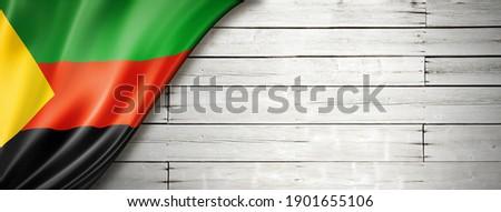 Flag Of Azawad ストックフォト © Daboost