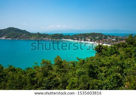 Isola Thailandia panorama estate giorno sole Foto d'archivio © bloodua