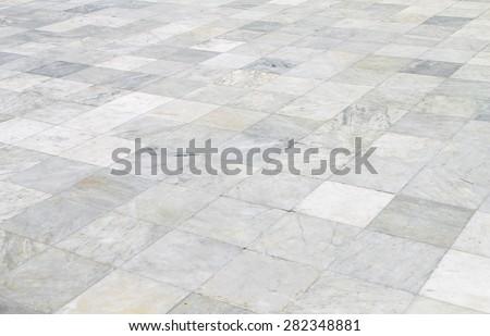 Footpath floor tiles walkway pattern Stock photo © smuay