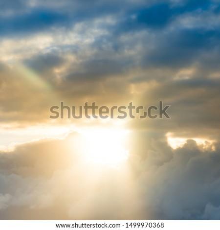 Avião ver mar costa sol brilhante Foto stock © vapi