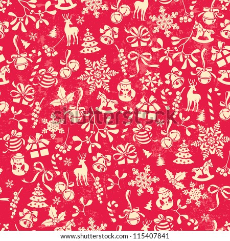 festive pattern great for winter stock photo © beholdereye