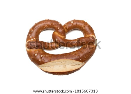 Bretzels traditionnel boulangerie Allemagne pain célébration Photo stock © furmanphoto