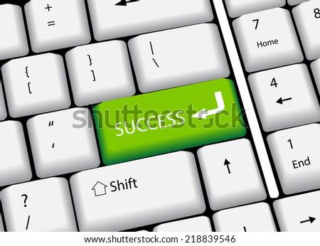 белый клавиатура управления кнопки современных Сток-фото © tashatuvango