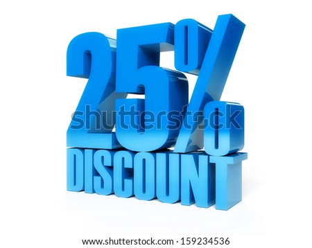 Sale 25 Percent, Shops Sellout of Products Gifts Stock photo © robuart