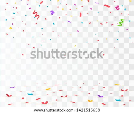 Paper confetti Stock photo © ivonnewierink