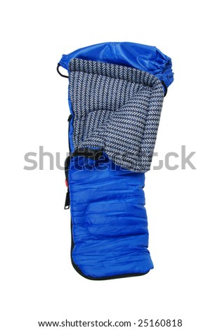 Dormire bag usato caldo camping viaggi Foto d'archivio © shutswis