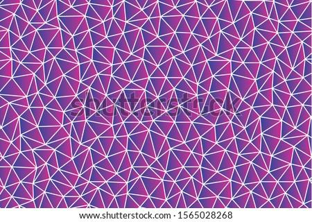 аннотация · низкий · многоугольник · стиль · иллюстрация · геометрический - Сток-фото © fresh_5265954