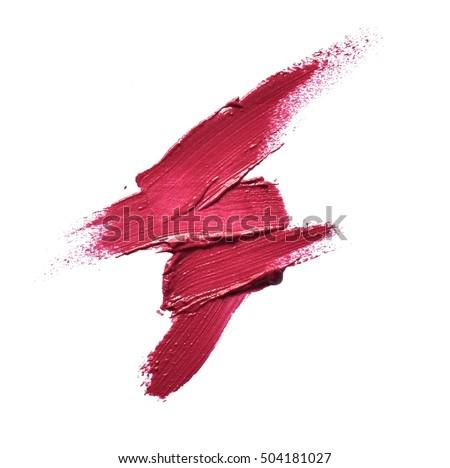 Smear of make-up Stock photo © goir