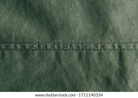 denim with seam Stock photo © kovacevic