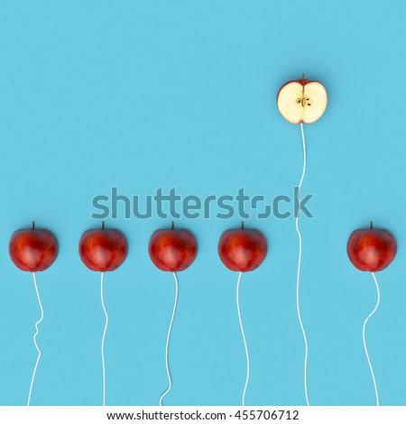 fruits bright colorful tone concept stock photo © janpietruszka