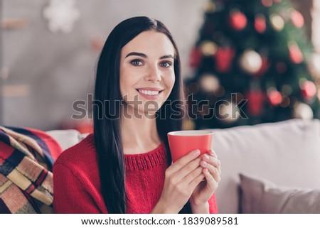 Lány mosolyog otthon portré szeretet gyermek Stock fotó © wavebreak_media
