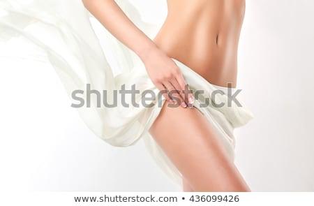 Hot vrouw lichaam nat zitvlak bikini Stockfoto © nomadsoul1