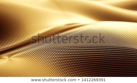 Złoty cząstki streszczenie świetle czarny ciemne Zdjęcia stock © SArts